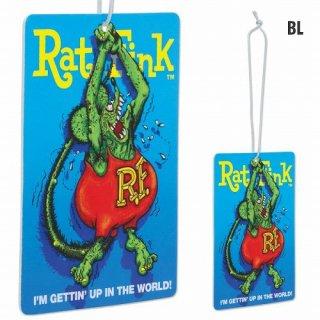 RatFink Air Freshener (RAF568:BL) ラットフィンク エアフレッシュナー ブルー  輸入雑貨/海外雑貨/直輸入/アメリカ雑貨