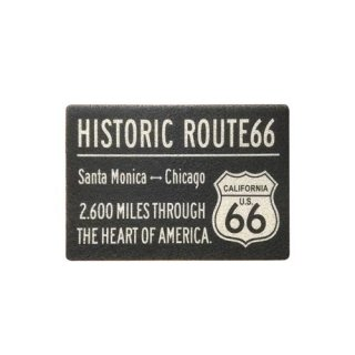 COIL MAT (S) ROUTE 66 ルート66 輸入雑貨/海外雑貨/直輸入/アメリカ雑貨