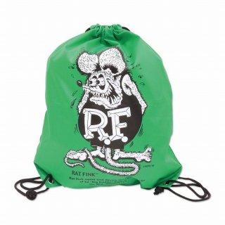 ラットフィンク RatFink Knapsack (RAF566:GR) ナップサック グリーン 輸入雑貨/海外雑貨/直輸入/アメリカ雑貨/アメ雑