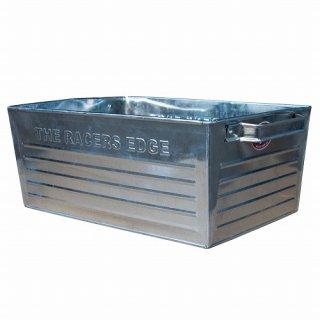 STEEL BOX (STP Lサイズ) スティールボックス L STP 輸入雑貨/海外雑貨/直輸入/アメリカ雑貨
