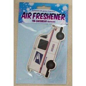 エアーフレッシュナー UPS トラック Air Freshener (USPS TRUCK) 輸入雑貨/海外雑貨/直輸入/アメリカ雑貨