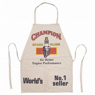 Vintage Work Apron CHAMPION エプロン 輸入雑貨/海外雑貨/直輸入/アメリカ雑貨