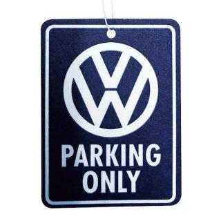 Air Freshener VW PARKING ONLY ワーゲン エアフレッシュナー 輸入雑貨/海外雑貨/直輸入/アメリカ雑貨