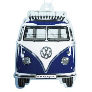 Air Freshener VW BUS BLUE ワーゲン エアフレッシュナー 輸入雑貨/海外雑貨/直輸入/アメリカ雑貨