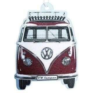 Air Freshener VW BUS BURGUNDYワーゲン エアフレッシュナー 輸入雑貨/海外雑貨/直輸入/アメリカ雑貨