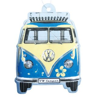 Air Freshener VW BUS TURQUOISE ワーゲン エアフレッシュナー 輸入雑貨/海外雑貨/直輸入/アメリカ雑貨