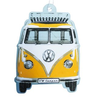 <img class='new_mark_img1' src='//img.shop-pro.jp/img/new/icons5.gif' style='border:none;display:inline;margin:0px;padding:0px;width:auto;' />Air Freshener VW BUS YELLOW ワーゲン エアフレッシュナー 輸入雑貨/海外雑貨/直輸入/アメリカ雑貨