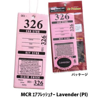 <img class='new_mark_img1' src='//img.shop-pro.jp/img/new/icons5.gif' style='border:none;display:inline;margin:0px;padding:0px;width:auto;' />MERCURY MCR エアフレッシュナー Tropical Flowe (PI)    輸入雑貨/海外雑貨/直輸入/アメリカ雑貨/アメ雑