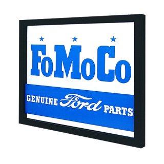 FORD フォード ガレージ ミラー フォモコ  輸入雑貨/海外雑貨/直輸入/アメリカ雑貨/アメ雑