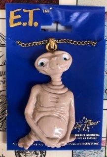 E.T Universal Studio 1982' ヴィンテージ ET ネックレス 輸入雑貨/海外雑貨/直輸入/アメリカ雑貨