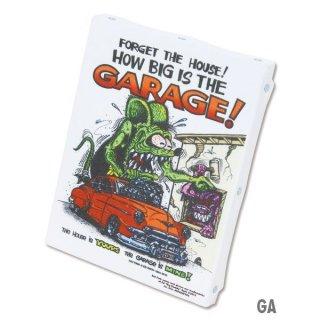 ラットフィンク Rat Fink アート キャンバス (Sサイズ)  GA 輸入雑貨/アメリカ雑貨