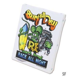 <img class='new_mark_img1' src='//img.shop-pro.jp/img/new/icons5.gif' style='border:none;display:inline;margin:0px;padding:0px;width:auto;' />ラットフィンク Rat Fink アート キャンバス (Sサイズ)  SF 輸入雑貨/アメリカ雑貨