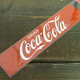 <img class='new_mark_img1' src='//img.shop-pro.jp/img/new/icons5.gif' style='border:none;display:inline;margin:0px;padding:0px;width:auto;' />COKE☆COKE M (CC-BS1:DRINK☆RED) コカコーラ ステッカー  輸入雑貨/海外雑貨/直輸入/アメリカ雑貨