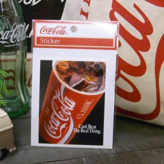 <img class='new_mark_img1' src='//img.shop-pro.jp/img/new/icons5.gif' style='border:none;display:inline;margin:0px;padding:0px;width:auto;' />☆COKE☆  (CC-NS3/NOSTALGIA)コカコーラ ステッカー  輸入雑貨/海外雑貨/直輸入/アメリカ雑貨