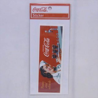 <img class='new_mark_img1' src='//img.shop-pro.jp/img/new/icons5.gif' style='border:none;display:inline;margin:0px;padding:0px;width:auto;' />☆COKE☆  (CC-BA38:Pause)コカコーラ ステッカー  輸入雑貨/海外雑貨/直輸入/アメリカ雑貨