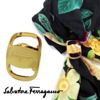Ferragamo フェラガモ<br>【Vintage ヴィンテージ】<br>スカーフリング