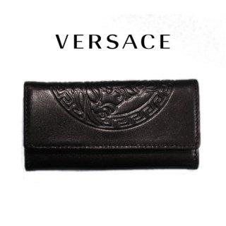 VERSACE ヴェルサーチ<br>【Vintage ヴィンテージ】<br>4連キーケース