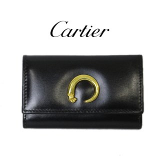 Cartier カルティエ<br>【Vintage ヴィンテージ】<br>パンテール6連キーケース