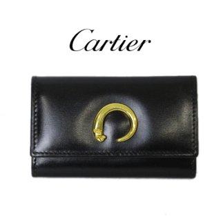Cartier カルティエ ヴィンテージ<br>パンテール6連キーケース