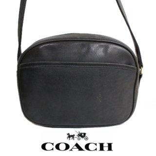 COACH コーチ<br>【Vintage ヴィンテージ】<br>オールドレザーショルダーバッグ