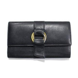 Cartier カルティエ<br>【Vintage ヴィンテージ】<br>トリニティレザー長財布