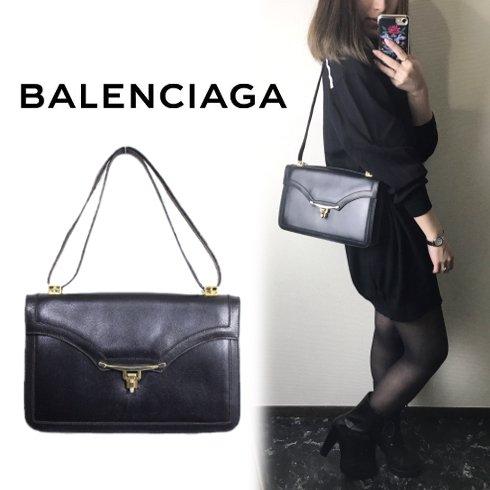 BALENCIAGA バレンシアガ ショルダーバッグ