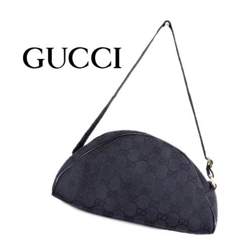 GUCCI グッチ ヴィンテージ<br>GGキャンバスハンドバッグ
