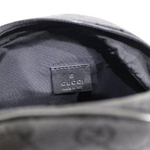 GUCCI グッチ<br>【Vintage ヴィンテージ】<br>GGキャンバスハンドバッグ
