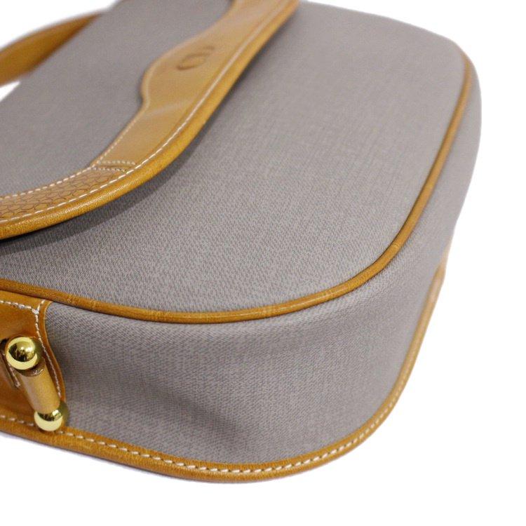 Dior ディオール<br>【Vintage ヴィンテージ】<br>バイカラ—ショルダーバッグ