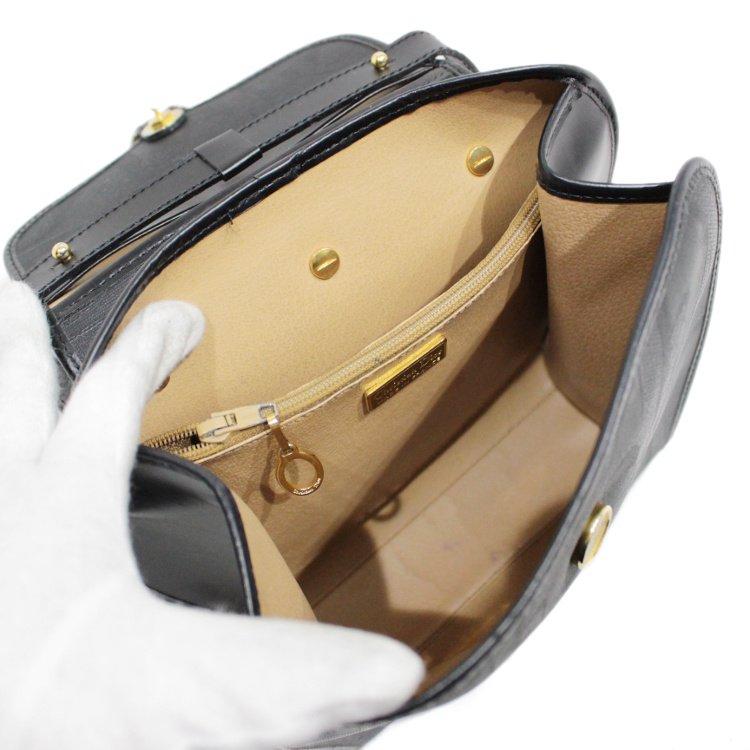 Dior ディオール ヴィンテージ<br>キャンバスロゴショルダーバッグ