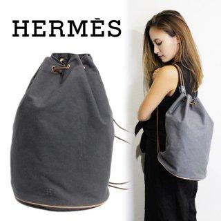 HERMES エルメス ヴィンテージ<br>ポロションミミル ショルダーバッグ