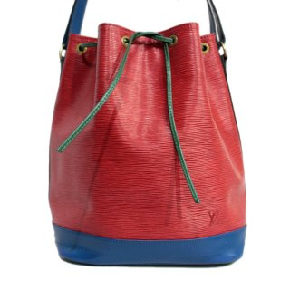 <img class='new_mark_img1' src='https://img.shop-pro.jp/img/new/icons14.gif' style='border:none;display:inline;margin:0px;padding:0px;width:auto;' />LOUIS VUITTON ルイヴィトン ヴィンテージ<br>エピ ノエ トリコロールショルダーバッグ