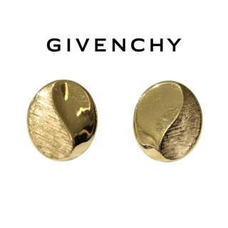 <img class='new_mark_img1' src='https://img.shop-pro.jp/img/new/icons14.gif' style='border:none;display:inline;margin:0px;padding:0px;width:auto;' />GIVENCHY ジバンシー ヴィンテージ<br>サークルデザインイヤリング