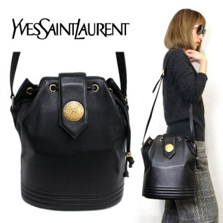 <img class='new_mark_img1' src='https://img.shop-pro.jp/img/new/icons14.gif' style='border:none;display:inline;margin:0px;padding:0px;width:auto;' />YSL イヴサンローラン ヴィンテージ<br>カーフレザーショルダーバッグ