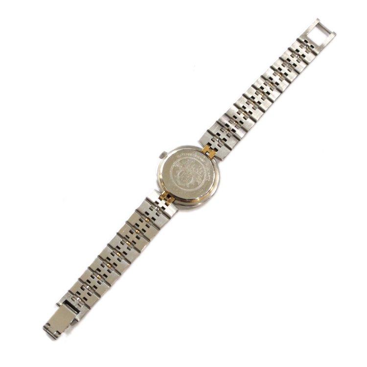 HERMES エルメス ヴィンテージ<br>プロフィールコンビQZ腕時計