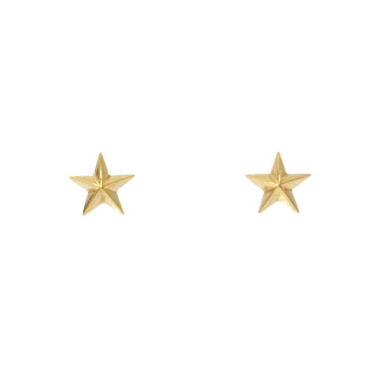 Licht by RiLish<br>K18 Star Pierce スターピアス(予約)