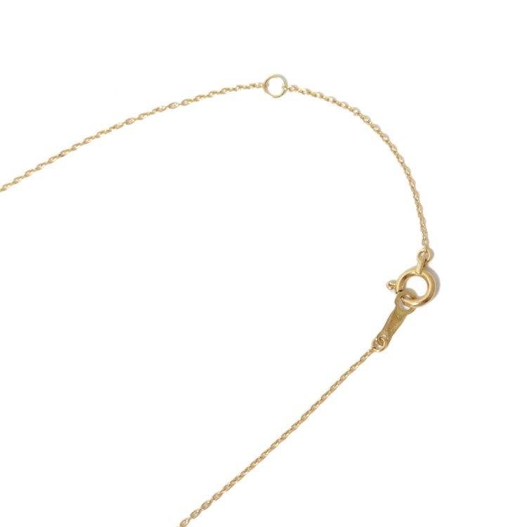 Licht by RiLish<br>K18 Lip Necklace リップネックレス(受注生産)
