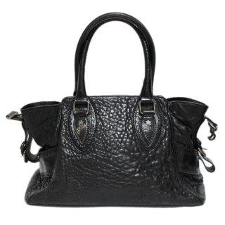 FENDI フェンディ ヴィンテージ<br>エトニコレザーハンドバッグ