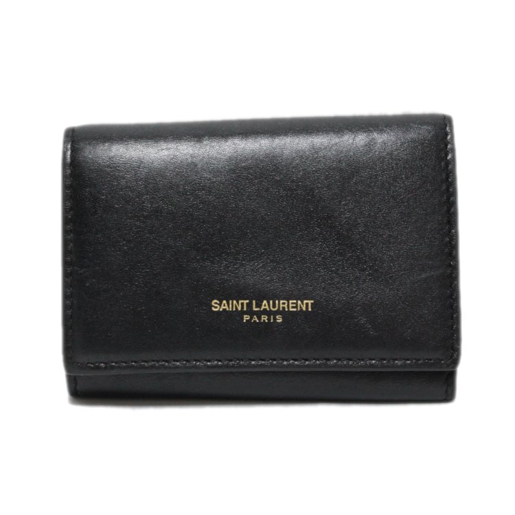 <img class='new_mark_img1' src='https://img.shop-pro.jp/img/new/icons14.gif' style='border:none;display:inline;margin:0px;padding:0px;width:auto;' />SAINT LAURENT PARIS サンローランパリ<br>ロゴレザー6連キーケース