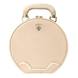 BALLY バリー ヴィンテージ<br>バニティ丸型ハンドバッグ