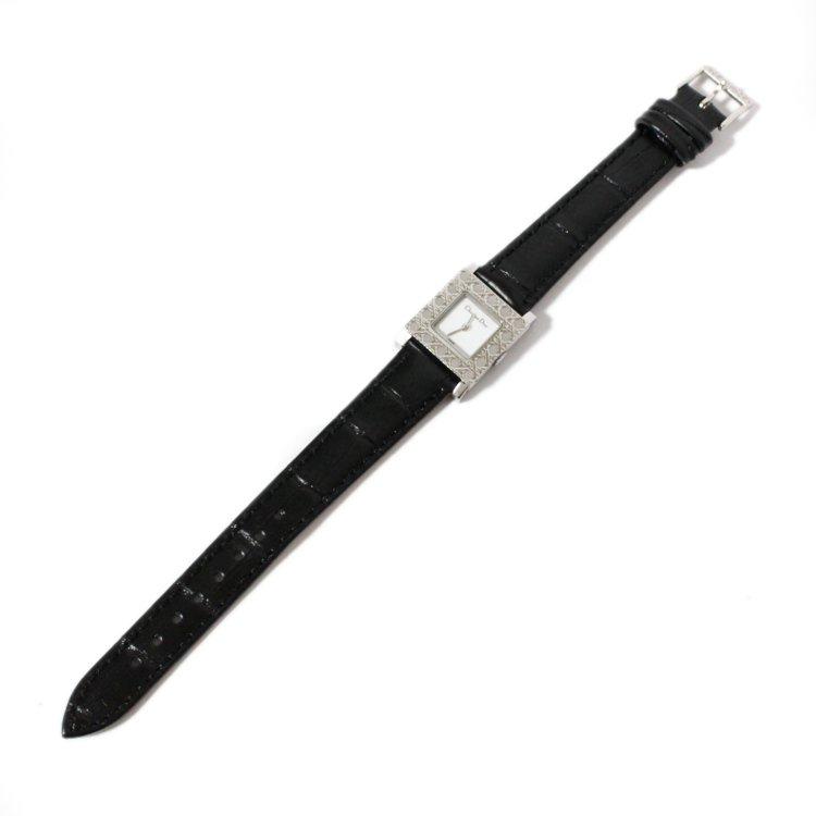 Dior ディオール ヴィンテージ<br>ラ・パリジェンヌQZ腕時計