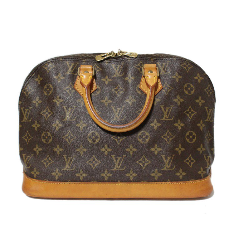 <img class='new_mark_img1' src='https://img.shop-pro.jp/img/new/icons14.gif' style='border:none;display:inline;margin:0px;padding:0px;width:auto;' />LOUIS VUITTON ルイヴィトン ヴィンテージ<br>アルマモノグラムハンドバッグ M51130