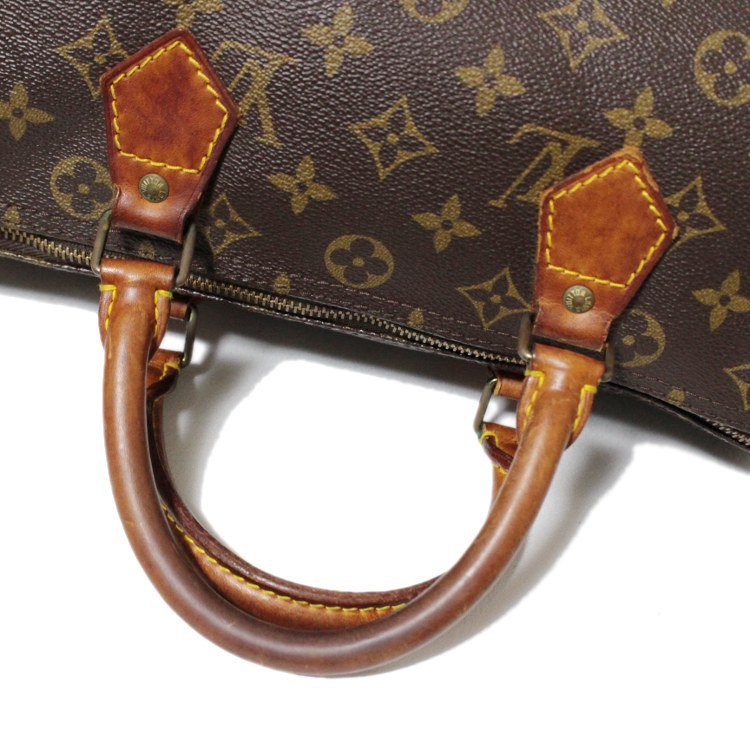 <img class='new_mark_img1' src='https://img.shop-pro.jp/img/new/icons14.gif' style='border:none;display:inline;margin:0px;padding:0px;width:auto;' />LOUIS VUITTON ルイヴィトン ヴィンテージ<br>スピーディ30モノグラムボストンハンドバッグ M41526