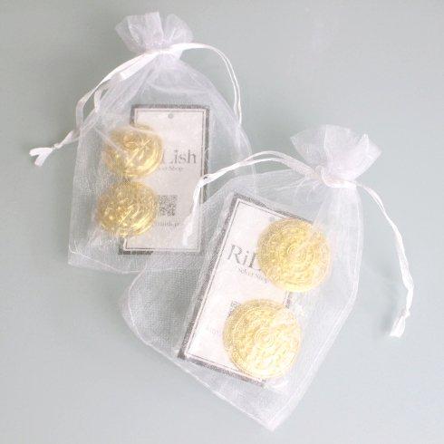 Dior ディオール ヴィンテージ<br>スウィングフープイヤリング