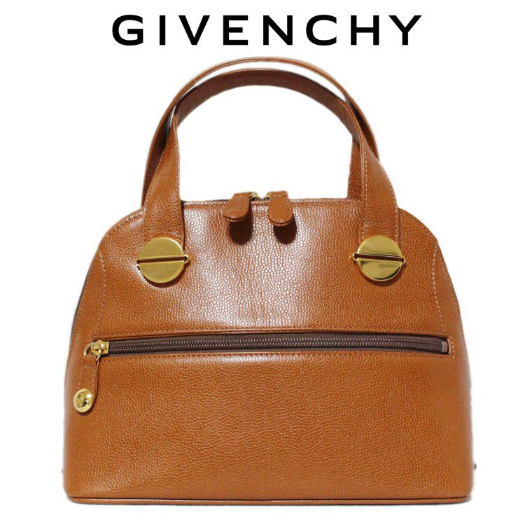 <img class='new_mark_img1' src='https://img.shop-pro.jp/img/new/icons14.gif' style='border:none;display:inline;margin:0px;padding:0px;width:auto;' />GIVENCHY ジバンシー ヴィンテージ<br>ミニボリード型ハンドバッグ