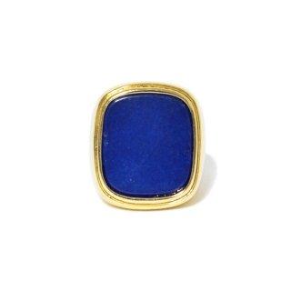 CELINE セリーヌ ヴィンテージ<br>カラーストーンリング 14号