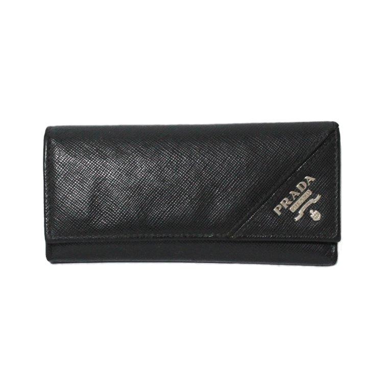 PRADA プラダ ヴィンテージ<br>サフィアーノ6連キーケース