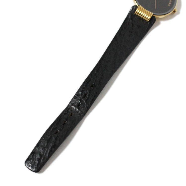 Dior ディオール ヴィンテージ<br>バキラ/ブラックムーン腕時計 7Pダイヤ