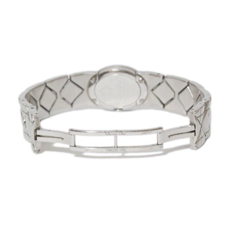 Dior ディオール ヴィンテージ<br>レディディオールオバールQZ腕時計 D90-100