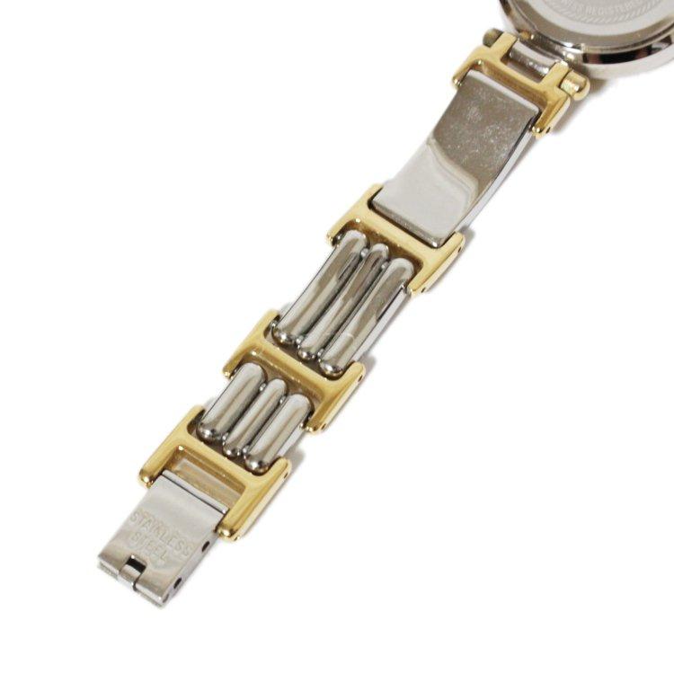 BALENCIAGA バレンシアガ ヴィンテージ<br>コンビカラーQZ腕時計